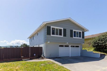 San Bruno remodeled home for sale with bay views