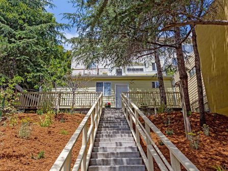 remodeled Bernal Heights San Francisco home for sale