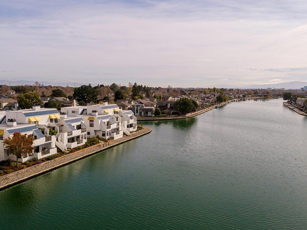 Portofino Lane Island Plan 5 water front condo for sale