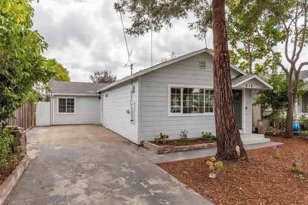 Redwood City remodeled home for sale