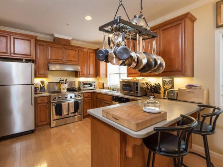 38 Lorton Avenue #B, Burlingame townhome for sale
