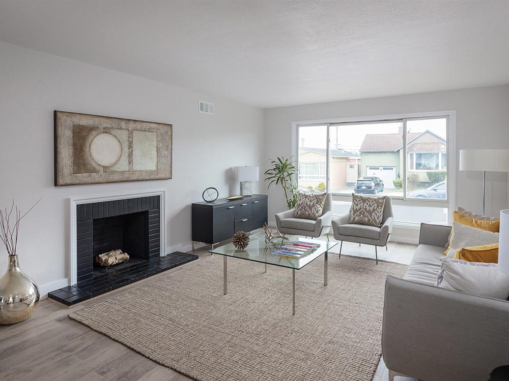 Daly City ocean view remodeled home for sale