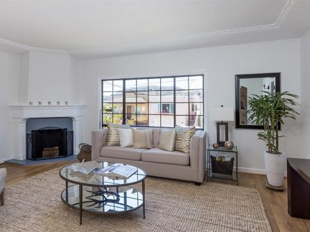 San Francisco bay view remodeled home for sale