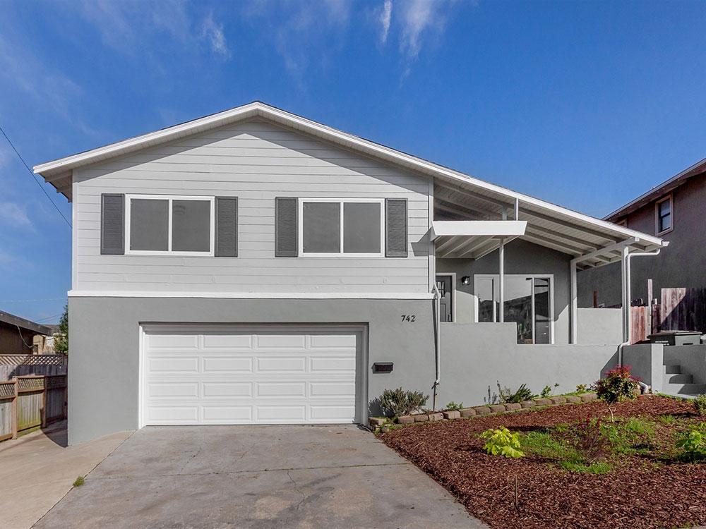 Serra Highlands South San Francisco remodeled home for sale
