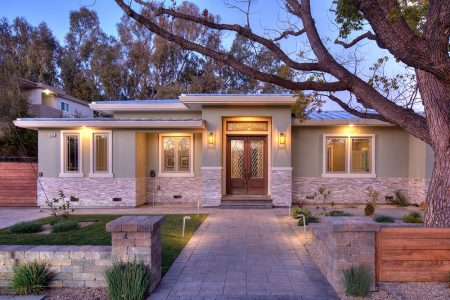 Park Boulevard Palo Alto custom home for sale